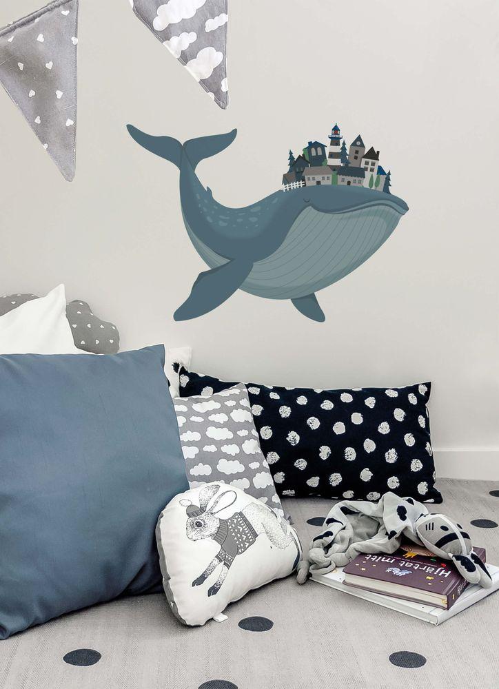 Whale decor