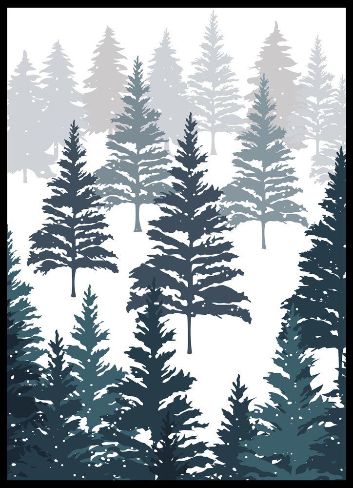 Vinterland 1 poster