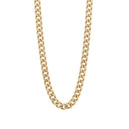 Pansarlänk i 18K guld 50 cm