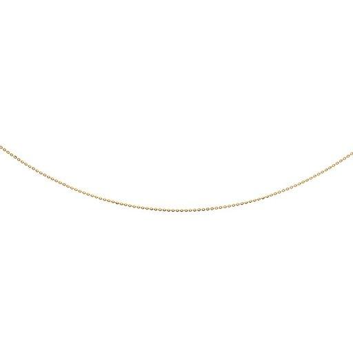 Kedja i 18K guld 42cm