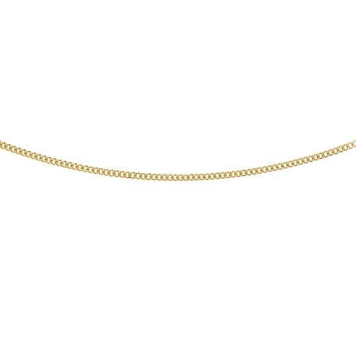 Kedja i 18K guld 48 cm
