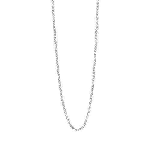 Kedja i äkta silver 90 cm
