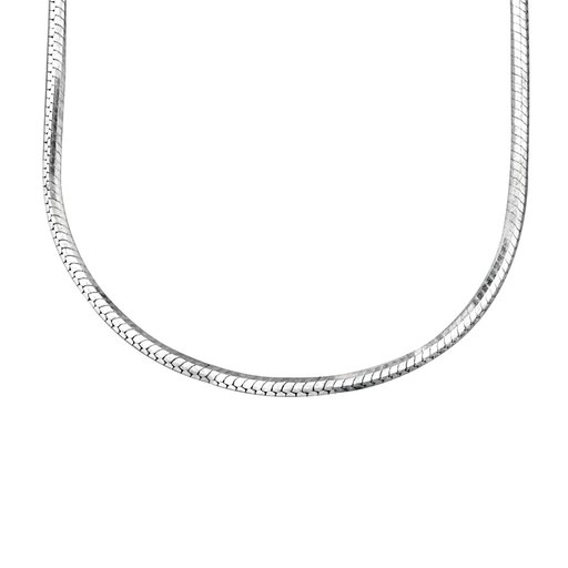 Kedja i äkta silver 42cm