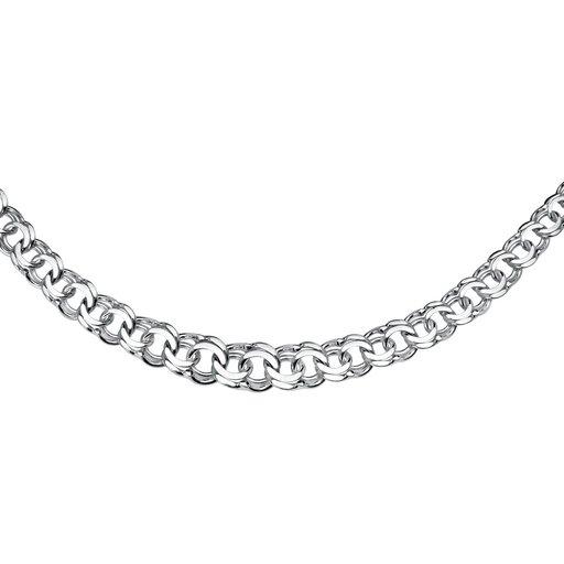 Halsband i äkta silver 43 cm