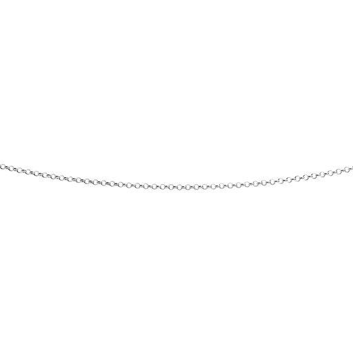 Kedja i äkta silver 60 cm