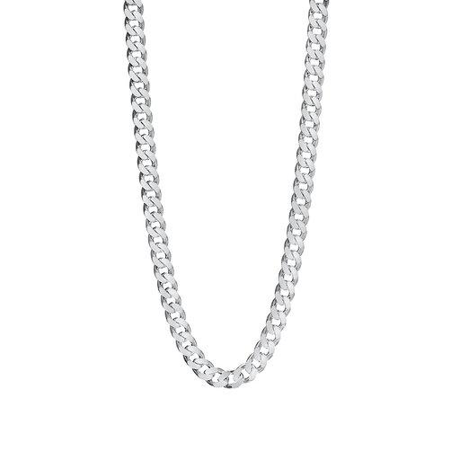 Halslänk i äkta silver 55 cm