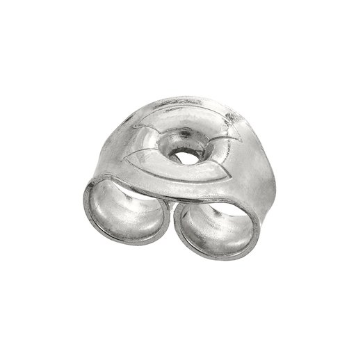 Snurrebuss styck i äkta silver