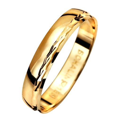 Förlovningsring i 18K guld 3,5mm
