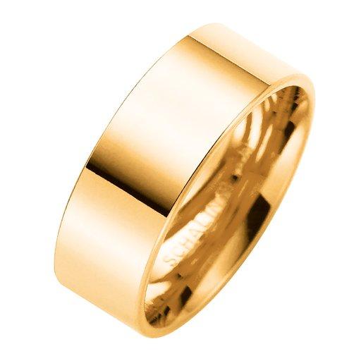 Förlovningsring i 18K guld 7mm