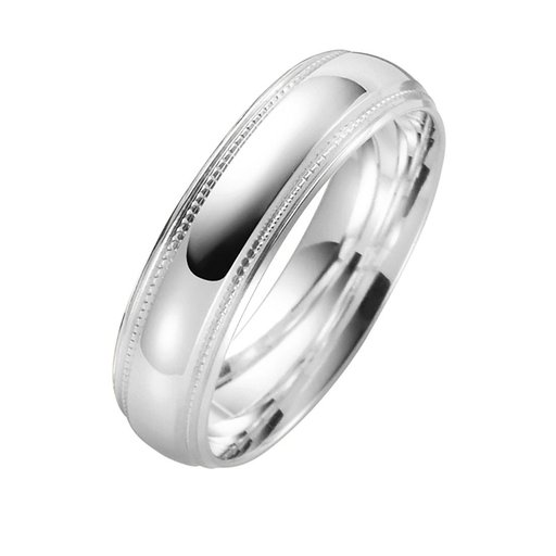 Förlovningsring Palladium 5mm