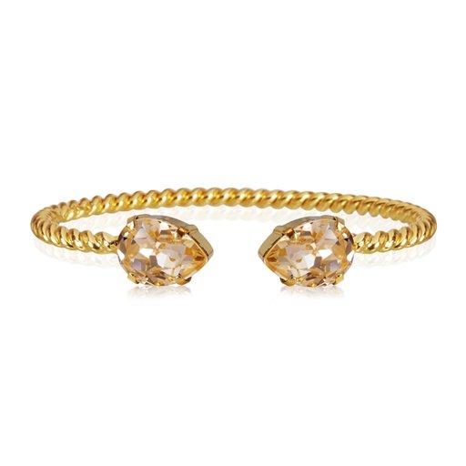 Armband med swarovskikristaller