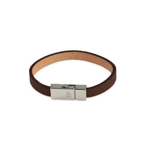 Armband i äkta läder