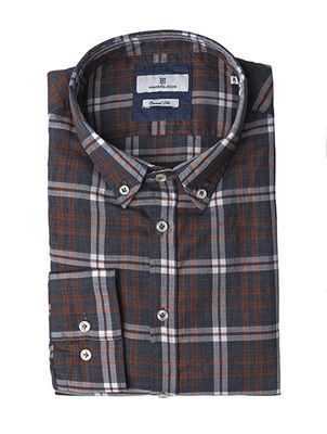 TATE CHECK SUPER FLANEL