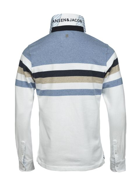 CHEST STRIPED RUGGER