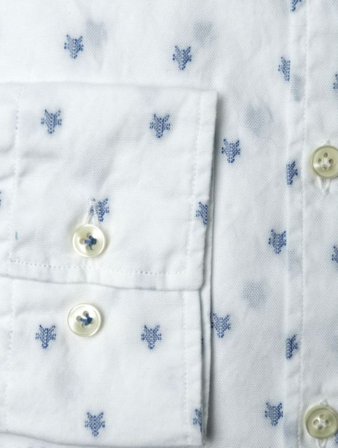 SHIRT TURTLE OXFORD