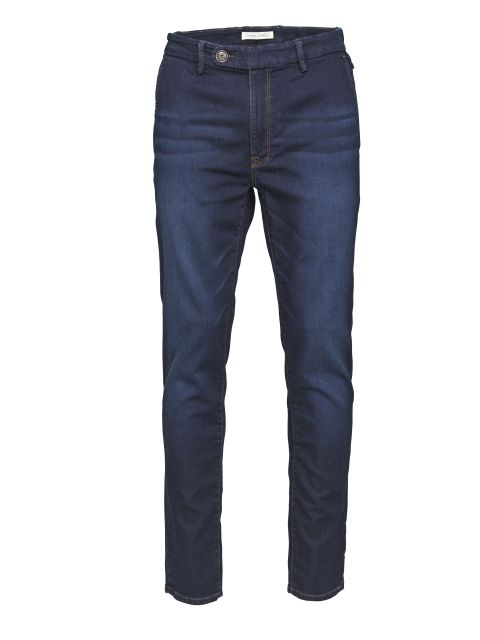 SLIM CHIN SUPER STRETCH DENIM