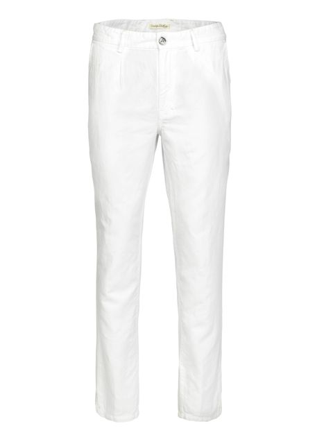 CHINO COTTON LINEN TWILL