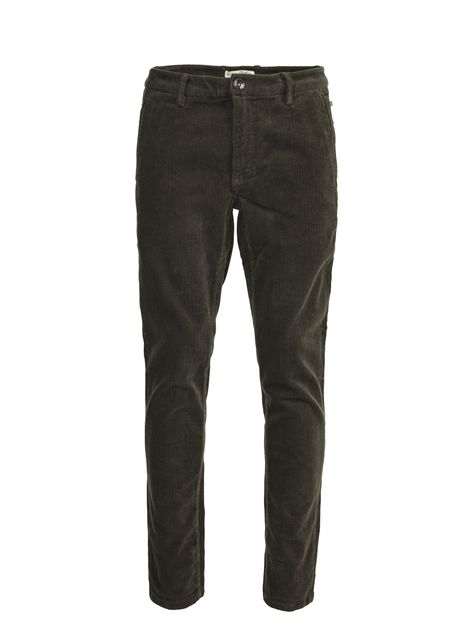 CORDUROY STRETCH CHINO