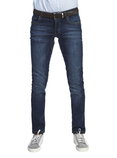 5-pkt denim cut´n sew