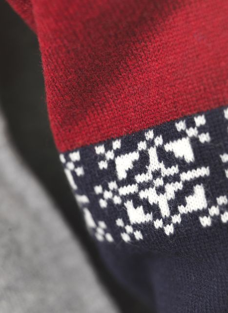 Rudolph´s drivers knit