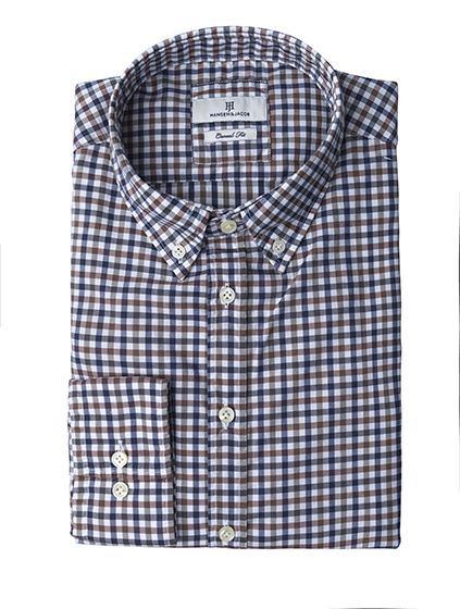 LEICESTER CHECK SHIRT