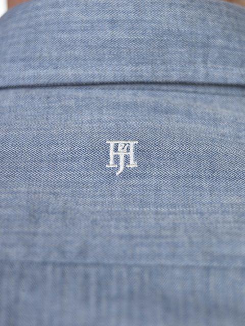 HERRINGBONE SOFT FLANEL SHIRT