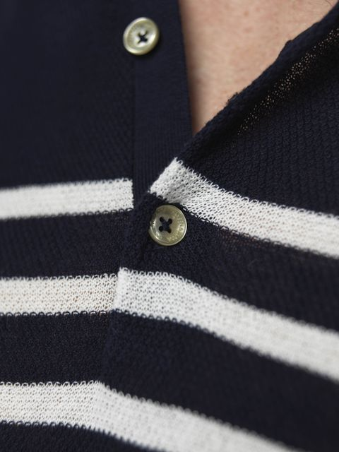 COOL COTTON KNIT POLO