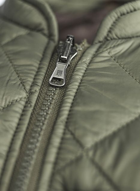 INZIP QUILT LIGHTWEIGHT JACKET