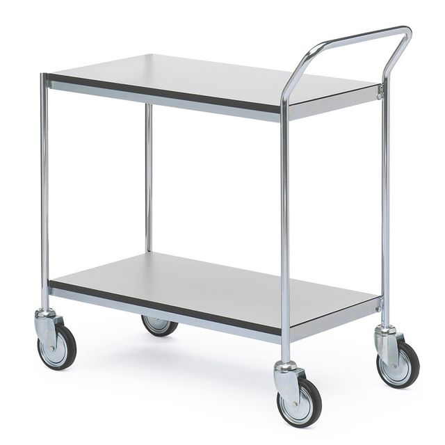 ESD Table Trolley with one handle