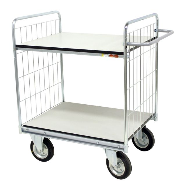 ESD shelf trolley 300 mod 22
