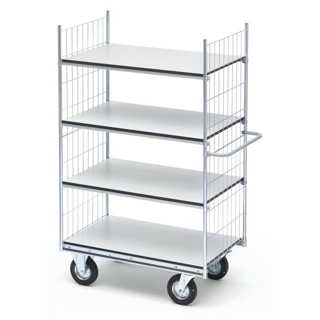 ESD shelf trolley 300 mod 24