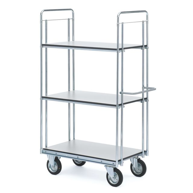 ESD shelf trolley 400 mod 27