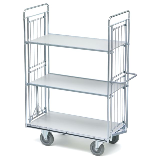 Shelf trolley 27 Towing truck