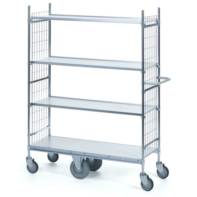 Shelf trolley 300 mod 12