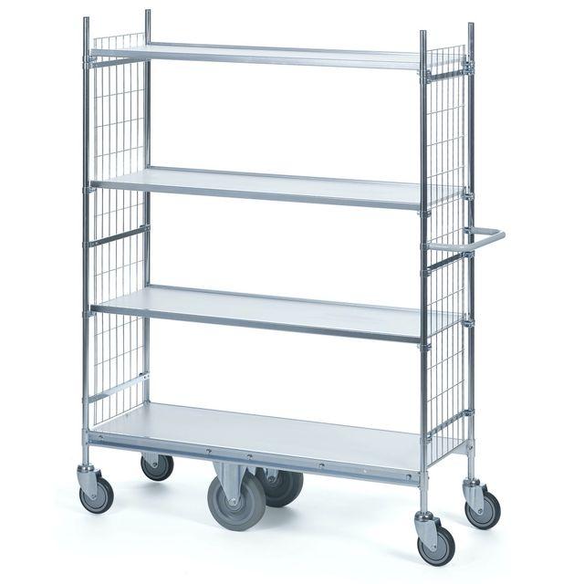 Shelf trolley 300 mod 12