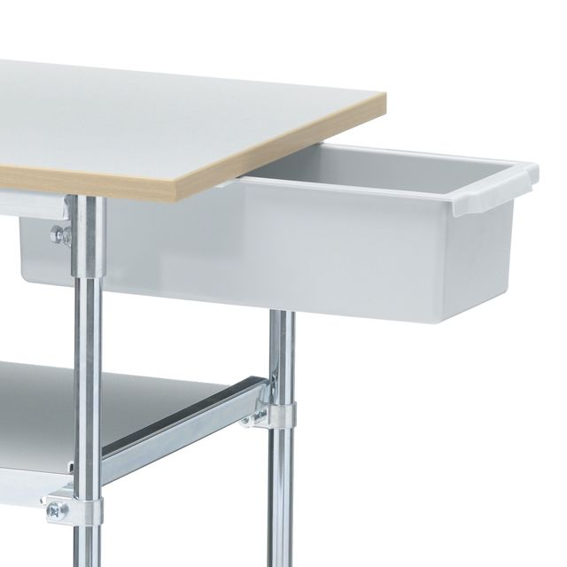 Drawer to mobile table