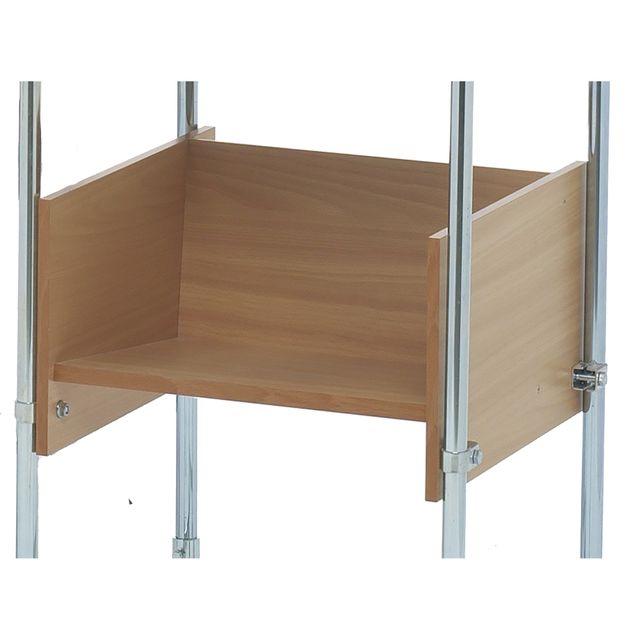 Aktenordneretage klein Tischwagen
