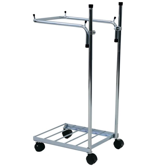Refuse bag trolley without handles