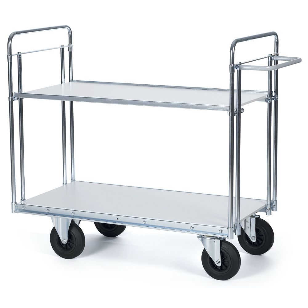 ESD shelf trolley 400 mod 25