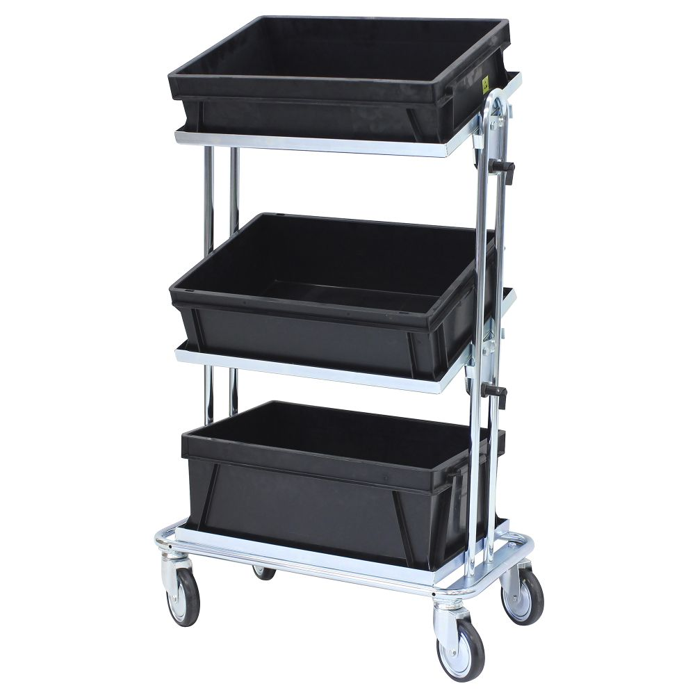 ESD assembly trolley