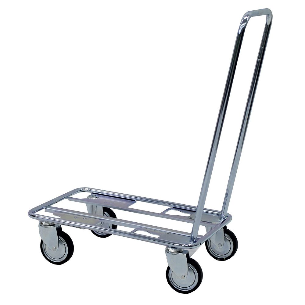 ESD dolly with handle