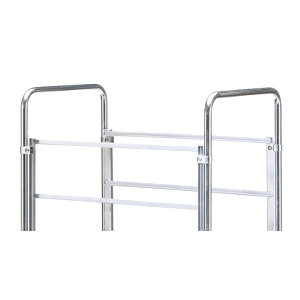 Pair of guide rails