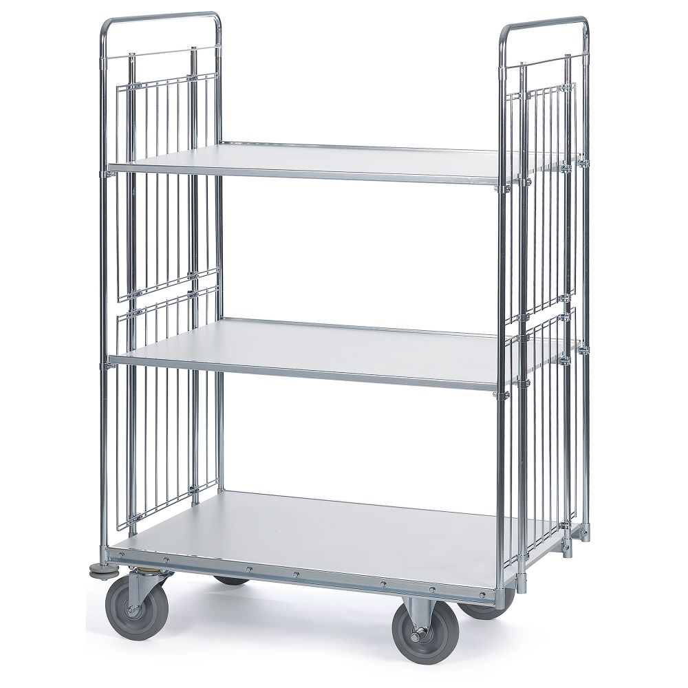 Shelf trolley 27 Picking truck