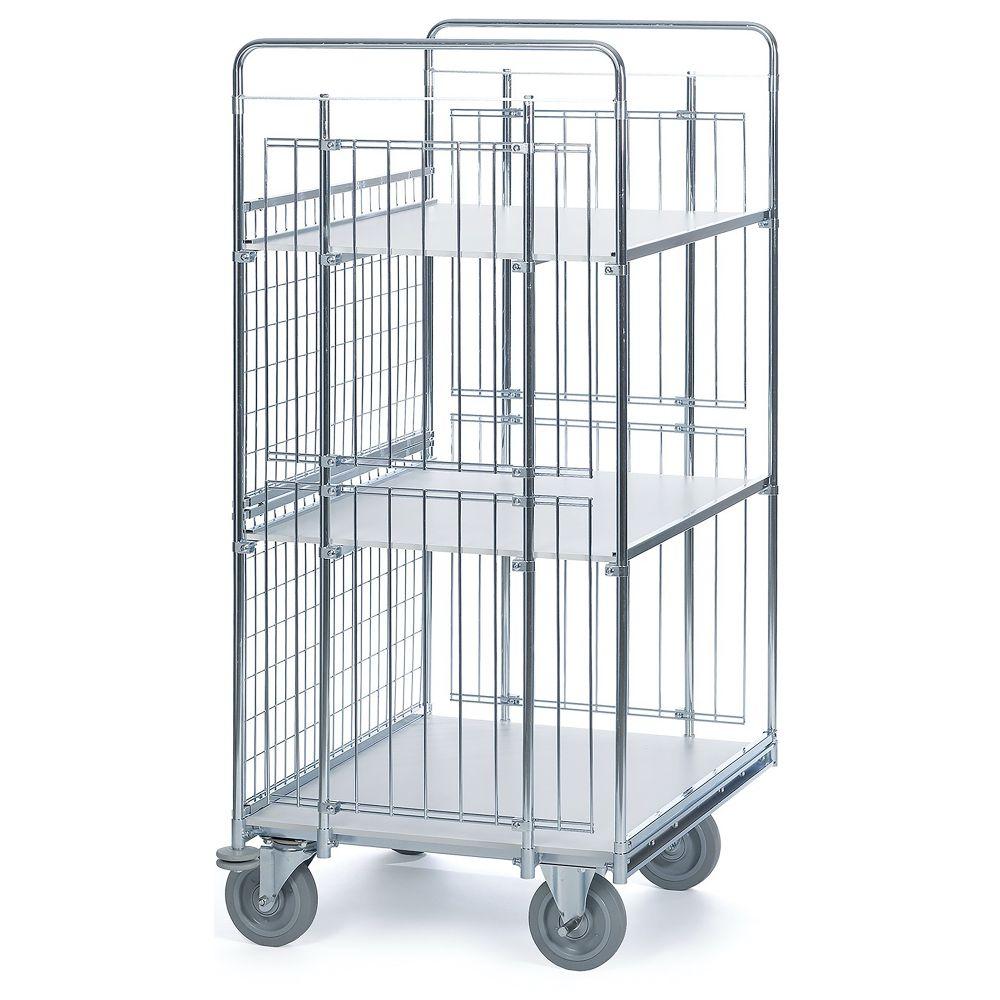 Shelf trolley 27, Picking truck 713