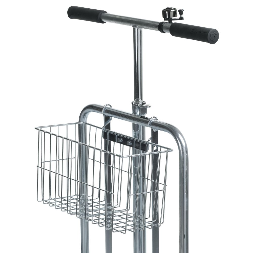 Basket for scooters