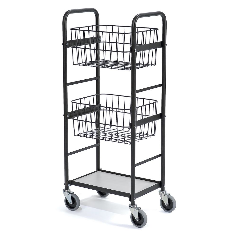 Basket trolley