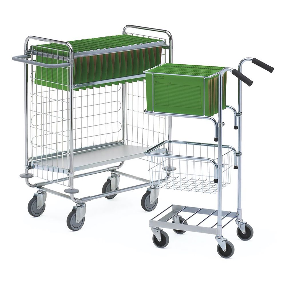 Mail trolley small