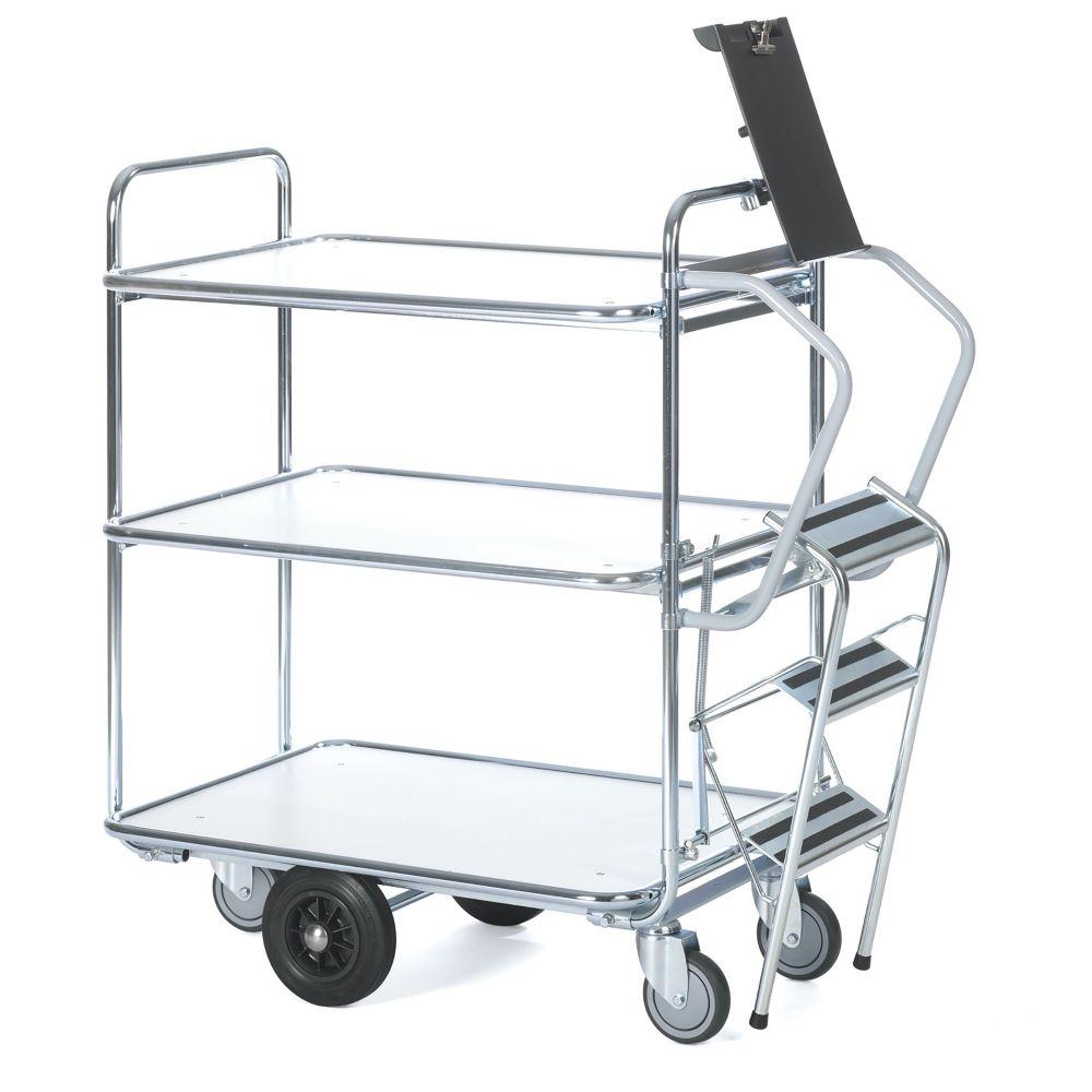 Leiterwagen 200 3 Etagen