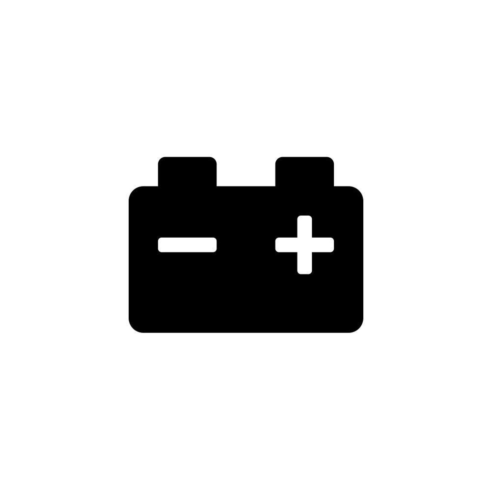 Batterisats 12v-105 ah