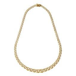 Halsband i 18K guld 42cm